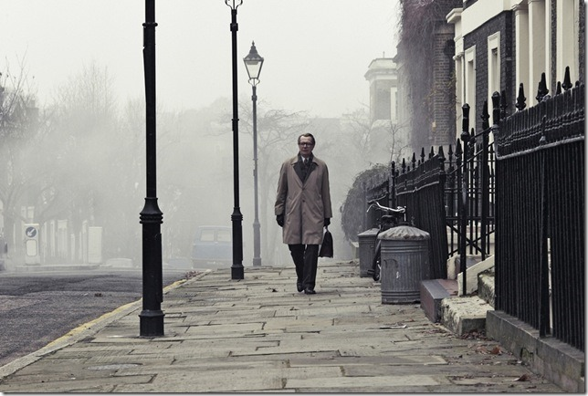 Tinker Tailor Smiley in the Fog