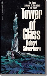 Cover Tower of Glass Silverberg