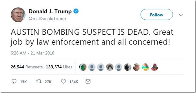 Snip 2018 03 21 Trump in a nutshell Tweet