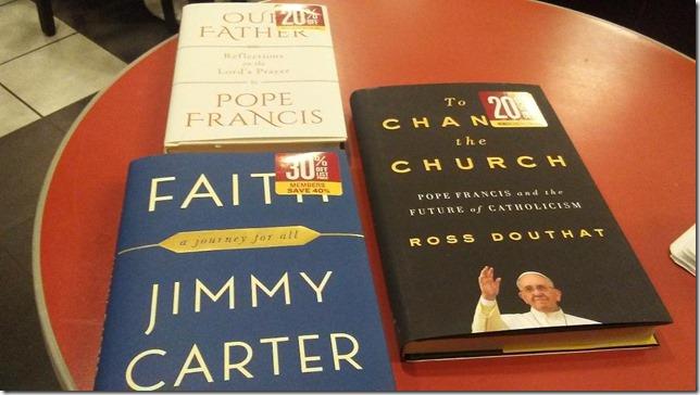 2018 04 10 Books of Faith