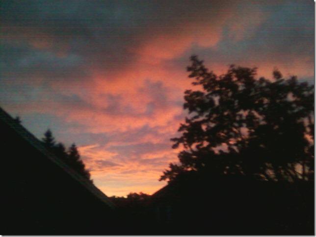 2014 10 15 Syracuse sunrise 1