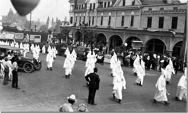 Lance Mannion The Klan Hated Everybody