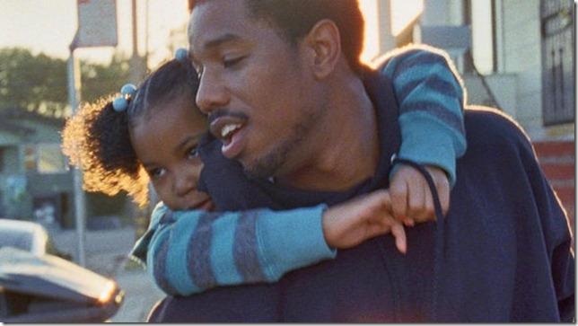 Fruitvale Station Father and Daughter