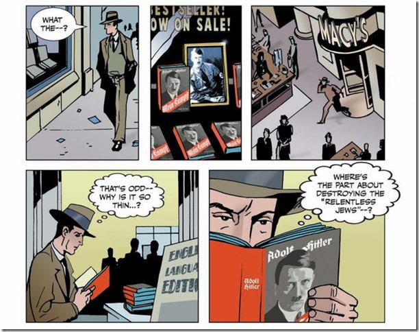 Mein Kampf Comic NYT