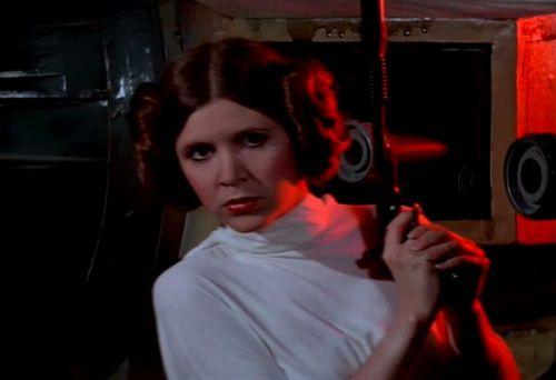 OConnell Star Wars Leia