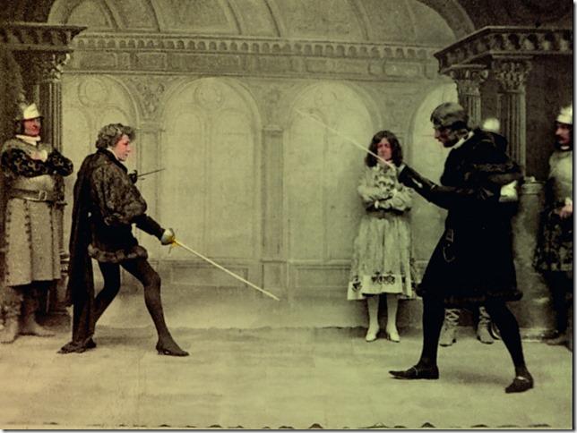 Shakespeare Bernhardt Hamlet