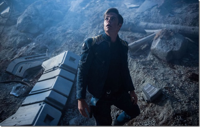 Star Trek Beyond Kirk as Odysseus