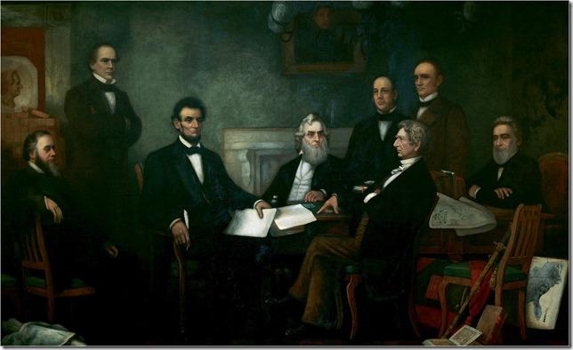 Lincoln Team of Rivals Wikipedia