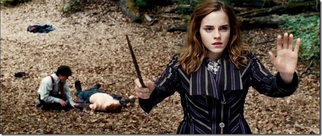 Potter Hermione the Heroic Witch