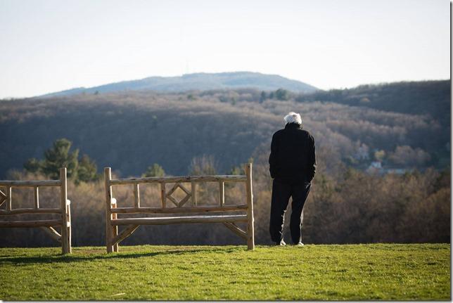 Sanders Bernie in Vermont