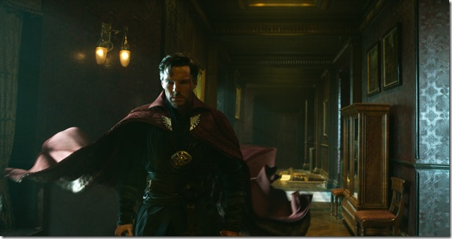 Doctor Strange The Cape Knows
