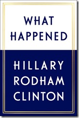 Cover What Happened Hillary Clinton
