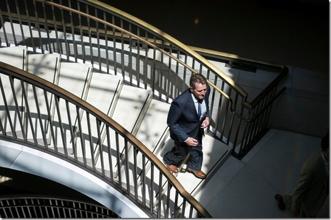 Flake Jeff Flake walks away on his own Al Drago NYT