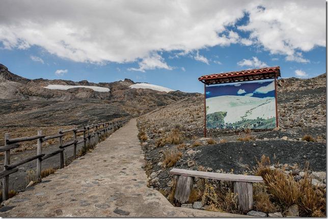 NYT Peru glacier 2 mirror shows melt Tomas Munita for NYT
