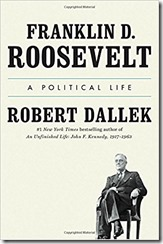 Cover Franklin D Roosevelt Dallek