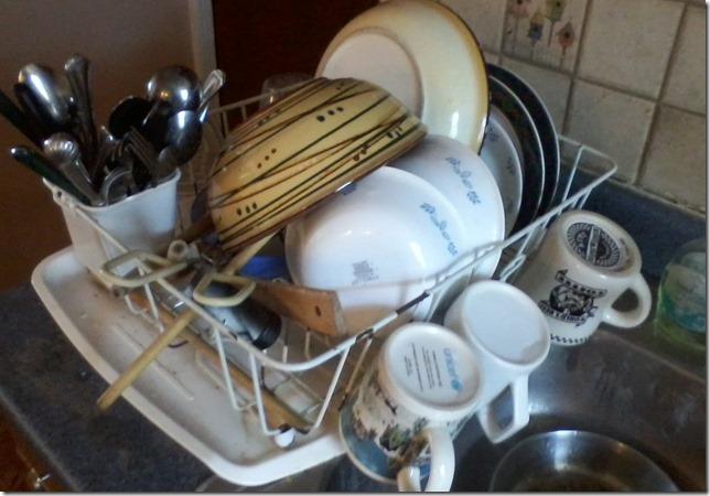 2017 11 29 Dishwashing triumph