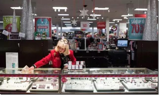 Washington Post Barbara Cake at the counter copyrght Dustin Franz