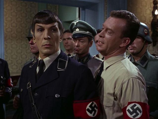 Lance Mannion: Star Wars Star Trek Stargate