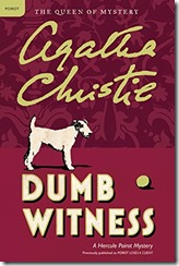 Cover Christie Dumb Witness