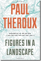 Cover Figures in a Landscape Theroux