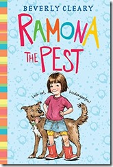 Cover Ramona the Pest Cleary