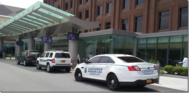 2018 06 01 Cops at the hospital