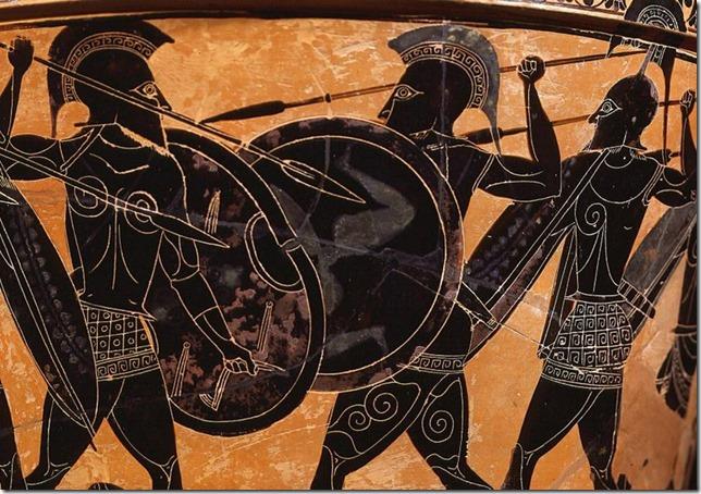 Troy urn
