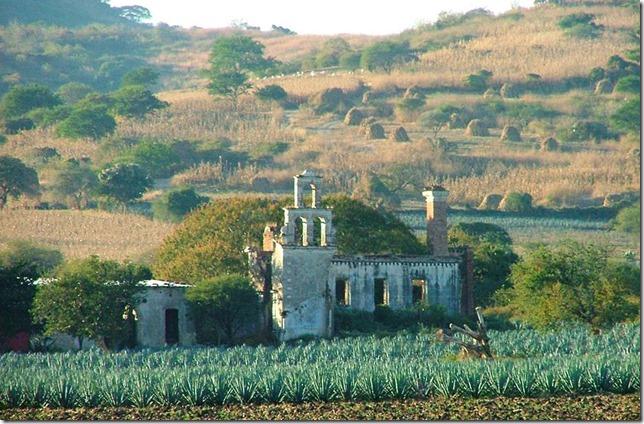 Mexico Baijo Abandoned hacienda Andres Gonzalez via Wikipedia
