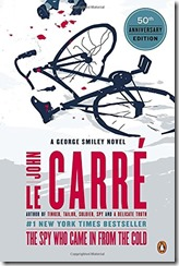 Cover Spy Who Came in from the Cold le Carre