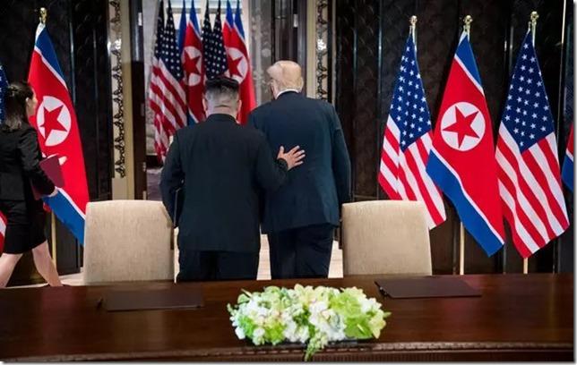Trump Pals forever Trump Kim Doug Mills NY Times