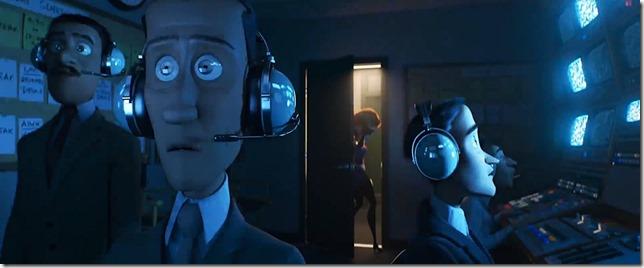 Incredibles 2 Elastigirl discovers Screenlsavers evil plan Disney Pixar via imdb
