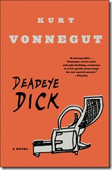 Cover Vonnegut Deadeye Dick