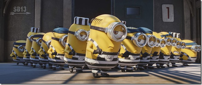Despicable Me 3 Minions When youre a Jet youre a Jet all the way