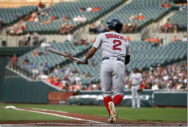 Red Sox Orioles Baseball
