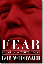 Cover Fear Woodward