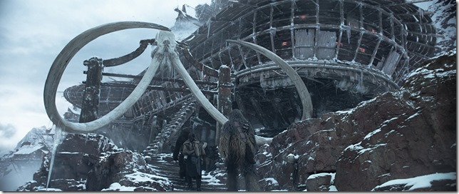 Star Wars Solo The Galaxy in Ruins