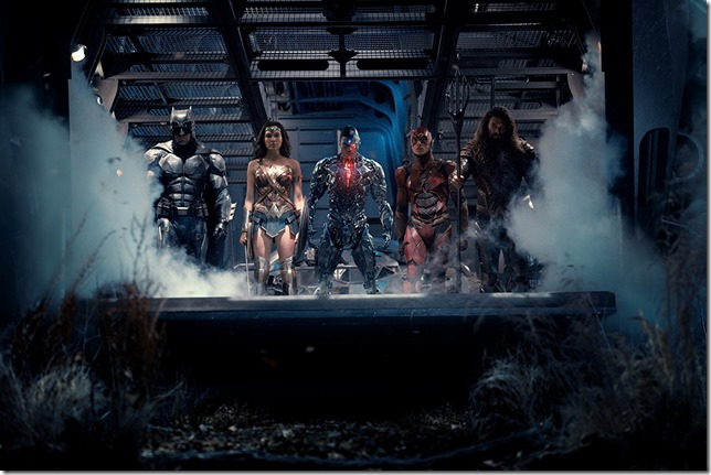 Justice League United Batman Wonder Woman Cyborg Flash Aquaman