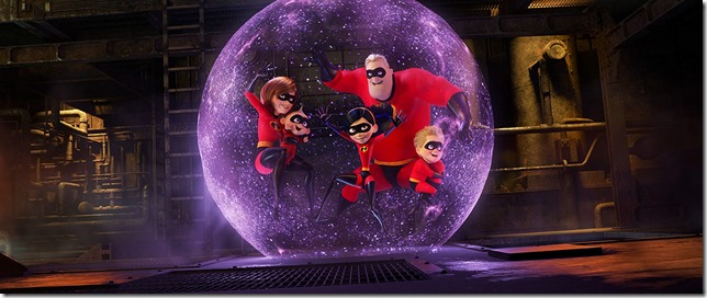 Incredibles 2 Behold the Underminer thwarted Disney Pixar via imdb