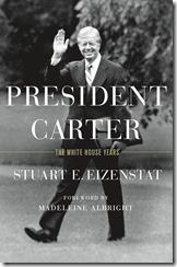 Cover President Carter Eizenstat