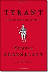 Cover Tyrant Greenblatt