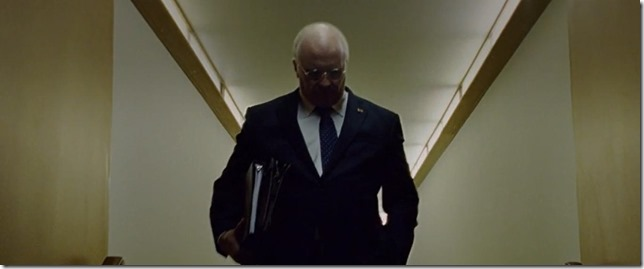 Vice Christian Bale as Dick Cheney The Encylopedia Illustration for the Banality of Evil