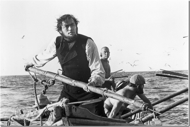 Moby Dick Gregory Peck as Ahab