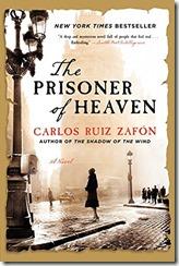 Cover Prisoner of Heaven Ruiz Zafon
