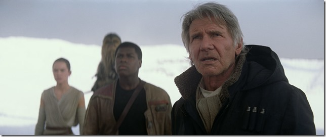 Star Wars VII Children of Han