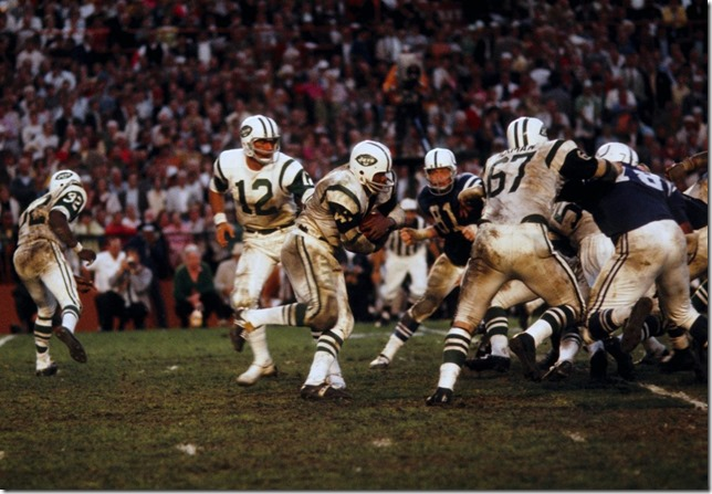Football NFL Joe Namath 1969 Super Bowl Mandatory Credit Photo By Malcolm Emmons USA TODAY Sports Copyright Malcolm Emmons