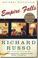 Cover Empire Falls Russo