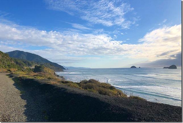 Post Card Norman Buckley Cannon Beach Oregon 2019 02 22