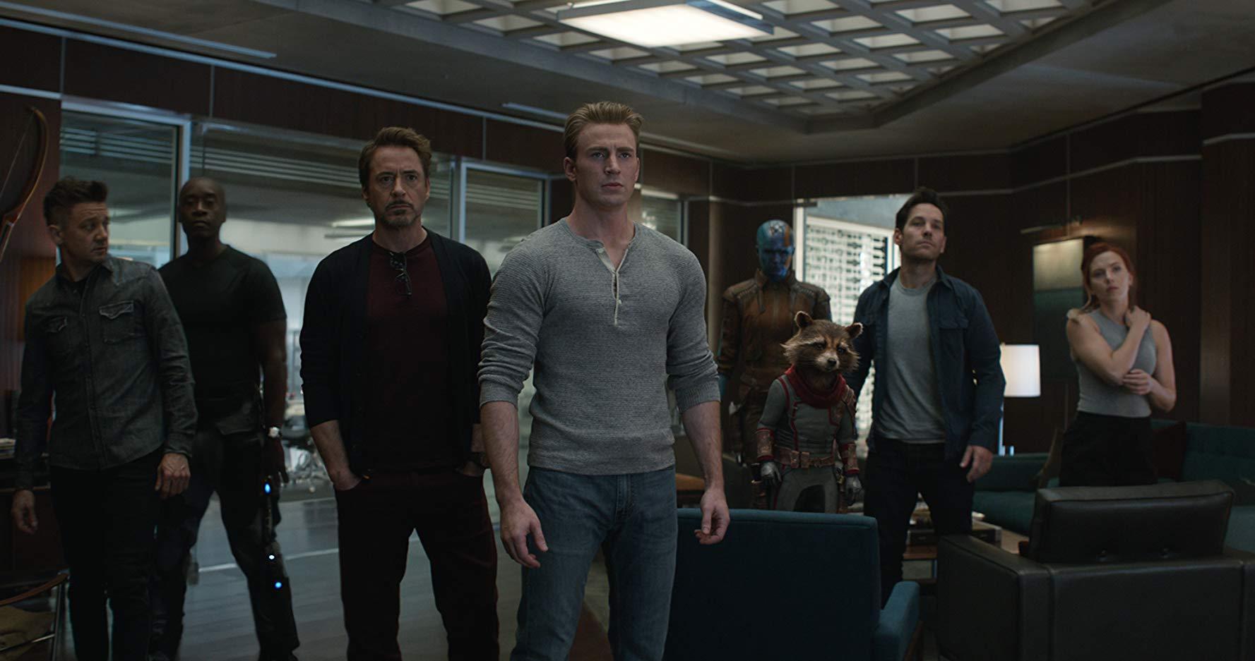Lance Mannion: Avengers Assemble