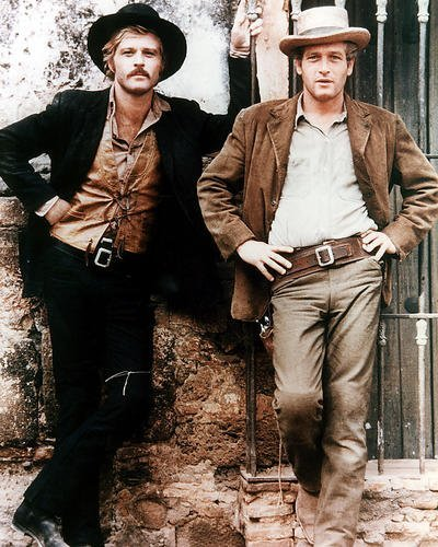OUATIH The real Butch and Sundance