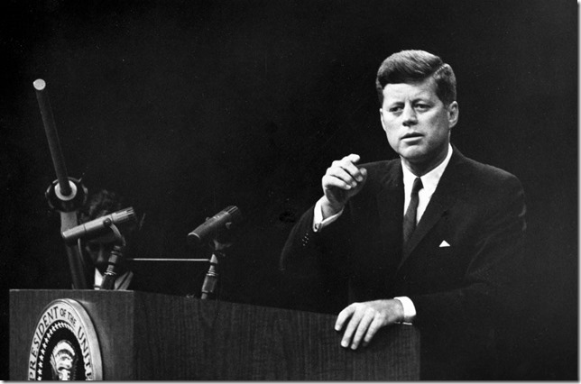 JFK Press Conference August 21 1961 Abbie Rowe White House Photographs John F Kennedy Presidential Library and Museum